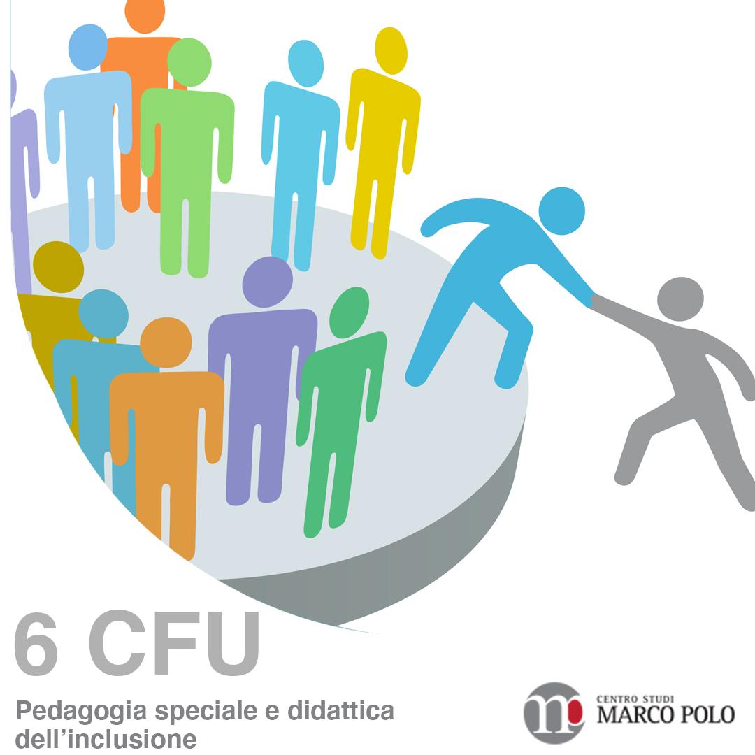 6CFU_Pedagogia speciale e didattica dell'inclusione