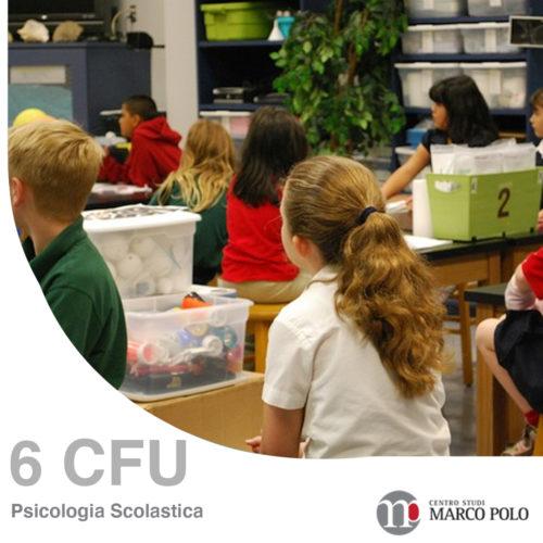6CFU_Psicologia Scolastica
